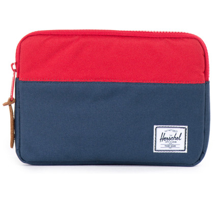 Herschel Anchor Sleeve voor iPad Mini Navy/Red