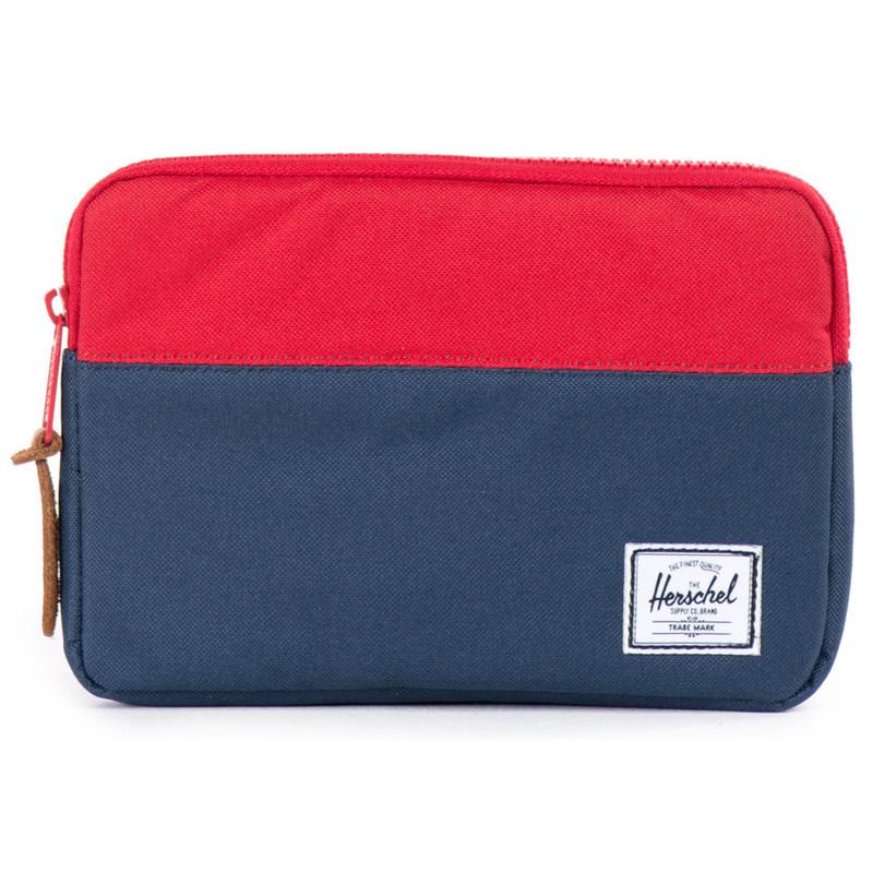 Herschel Anchor Sleeve voor iPad Mini Navy/Red
