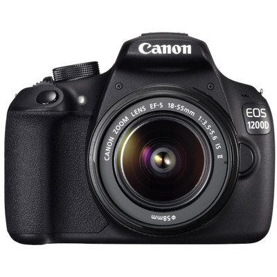 Image of Canon EOS 1200D + EF-S 18-55mm IS II