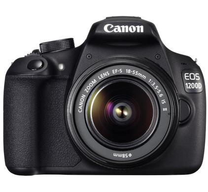 Canon EOS 1200D + EF-S 18-55mm IS II