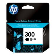 HP 300 Cartridge Zwart (HPCC640E)