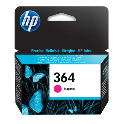 HP 364 Cartridge Magenta (CB319E)