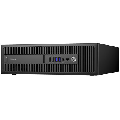 Image of HP Mini PC ProDesk 600 G2 P1G87EA i5 6500, 256GB, W7