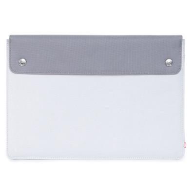 Herschel Spokane Sleeve voor 12 inch Macbook Lunar Rock/Grey