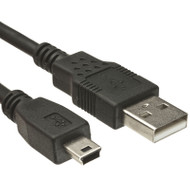 Valueline Mini USB 2.0 Kabel 3 meter