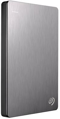 Seagate Backup Plus Slim 500 GB Zilver