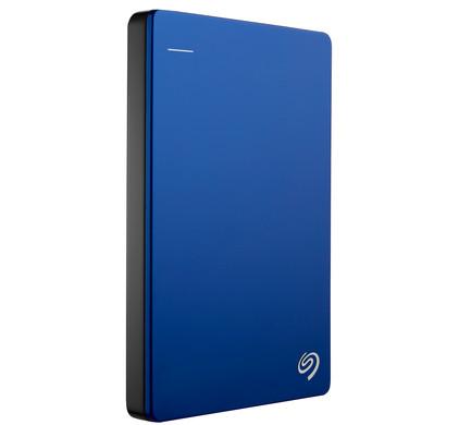 Seagate Backup Plus Slim 2 TB Blauw