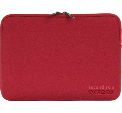 Tucano Elements Second Skin Macbook Pro Retina 13'' Rood