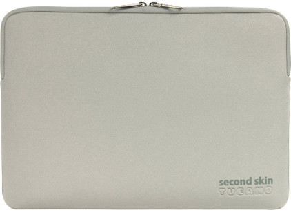 Tucano Elements Second Skin Macbook Air 13'' Zilver