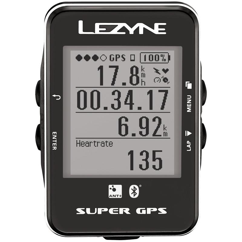 Super GPS fietscomputer