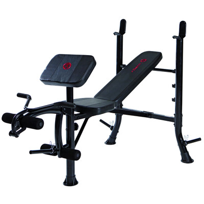 Image of Marcy BE1000 Standard Barbell Bench