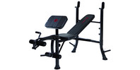 Marcy BE1000 Standard Barbell Bench