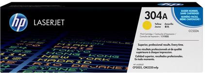 HP 304A Geel Toner (CC532A)