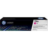 HP 126A Magenta LaserJet Toner (rood) (CE313A)