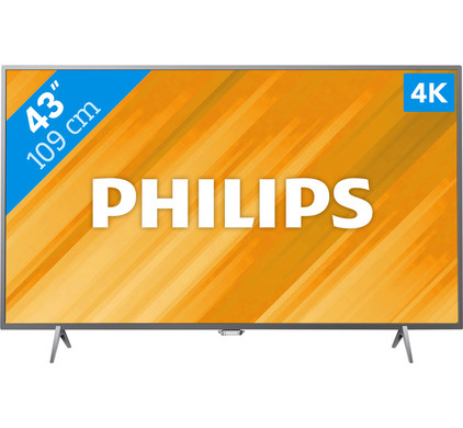 Philips 43PUS6401 - Ambilight