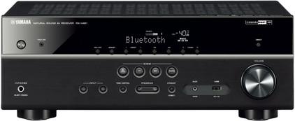 Yamaha RX-V 481 MusicCast Zwart