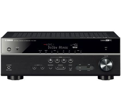 Yamaha Rxv 581 Musiccast Zwart kopen