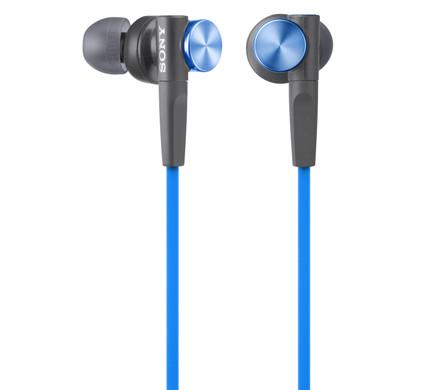 Sony MDR-XB50 Blauw