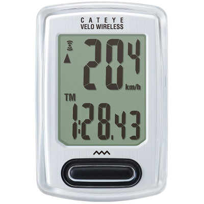 Image of Cateye Velo VT230W Wit