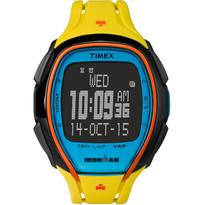 Timex Ironman Sleek 150 Color Block Yellow