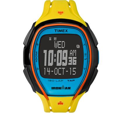 Timex Ironman Sleek 150 Color Block Yellow