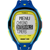 Timex Ironman Sleek 150 Color Block Blue