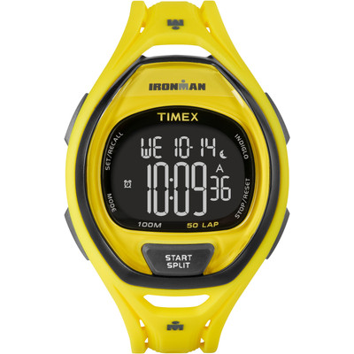 Timex Ironman Sleek 50 Neon Yellow
