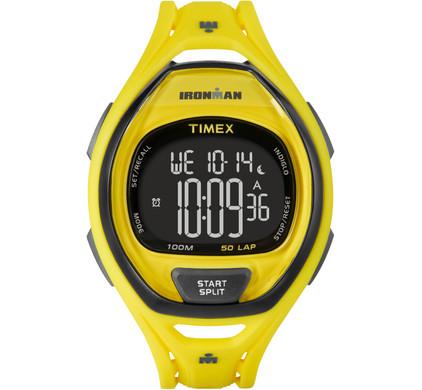 Timex Ironman Sleek 50 Neon Yellow
