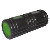 Tunturi Yoga Foam Grid Roller 33 cm Black