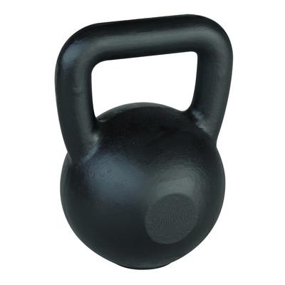 Marcy Kettlebell - 28 kg - Zwart