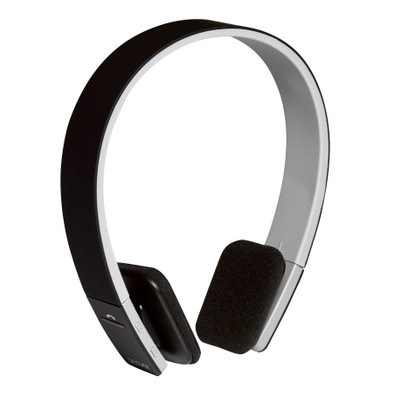 Image of BTH-204BLACK - Wireless Bluetooth headset (black) - Denver Electronics