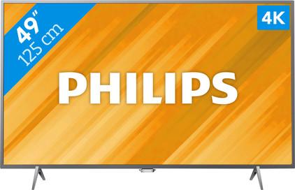 Philips 49PUS6401 - Ambilight