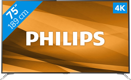 Philips 75PUS7101 - Ambilight