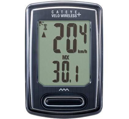 Cateye Velo VT235W Zwart