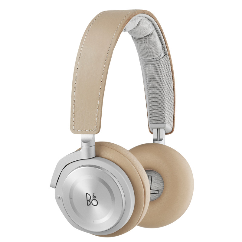 Bang & Olufsen BeoPlay H8 Wit Leer