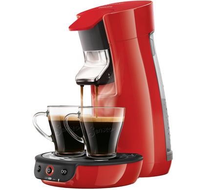 Philips Senseo Viva Café Rood HD7829/80
