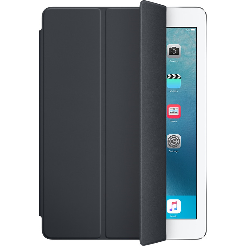 Apple Smart Cover for 9.7-inch iPad Pro Char (MM292ZM-A)