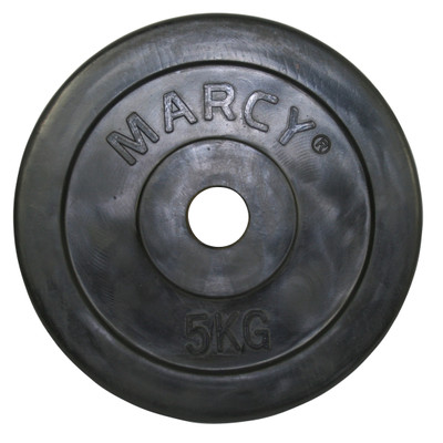 Marcy Rubber Plate 1x 5.0 kg