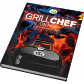 Outdoorchef Kookboek Grillchef Charcoal