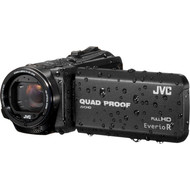 JVC GZ-R415 Zwart