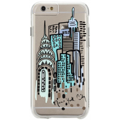 Image of Case-Mate Back Cover Apple iPhone 6/6s City View
