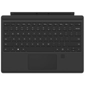 Microsoft Surface Pro 4 Type Cover + Vingerafdruk ID Qwerty