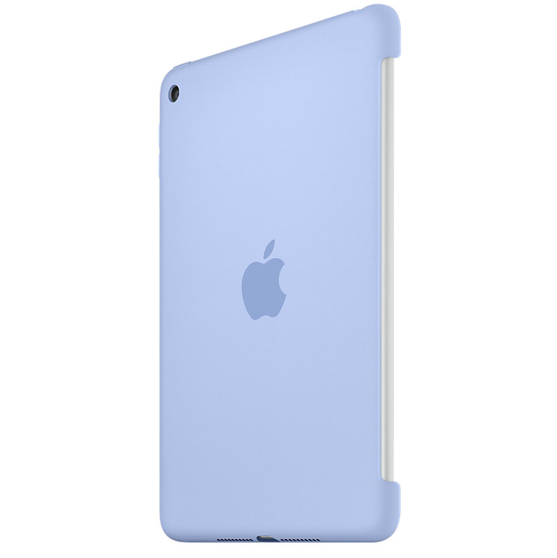 Apple iPad Mini 4 Siliconen Case Lavendel