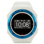 hellOO Watch Wit/Blauw