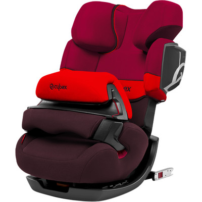 Image of Cybex Pallas 2-FIX Rumba Red