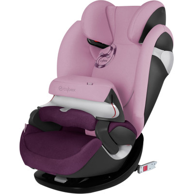 Image of Cybex Pallas M-FIX Princess Pink Purple