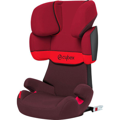 Image of Cybex Solution X-FIX Rumba Red
