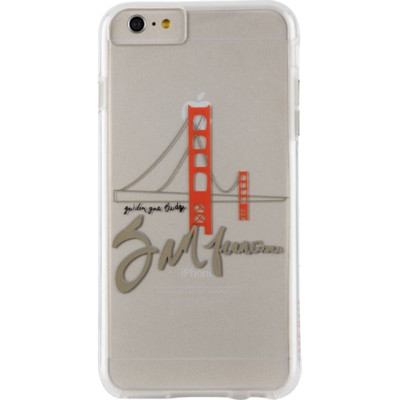 Image of Case-Mate Back Cover Apple iPhone 6/6s Golden Gate