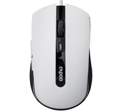 Rapoo N3600 Optische Muis Wit