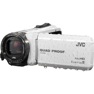 Image of JVC GZ-R415 videocamera Wit